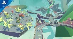 Arca's Path VR - Release Date Trailer   PSVR