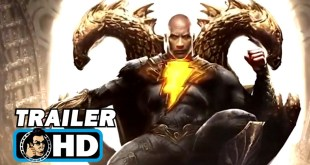 BLACK ADAM Teaser Trailer | NEW (2021) Dwayne Johnson, DC FanDome