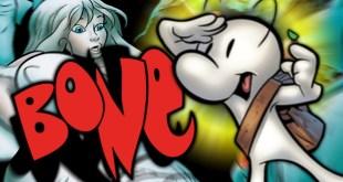 BONE Animated Series Coming to Netflix!