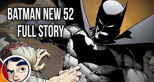 "Batman ""Origin to Death of Batman New 52"" - Full Story 