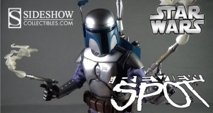 Collectible Spot - Sideshow Collectibles Star Wars Jango Fett Sixth Scale Figure