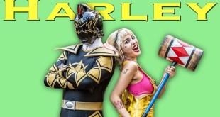 Crisis of a Hero Part Two [FAN FILM] *Black Ranger vs. Harley Quinn*