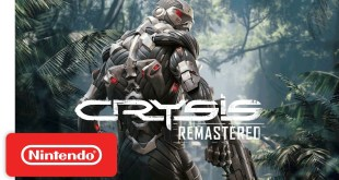 Crysis Remastered - Launch Trailer - Nintendo Switch