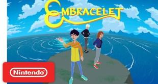 Embracelet - Release Date Trailer - Nintendo Switch
