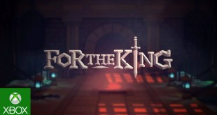 For The King Announcement Trailer