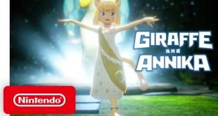 Giraffe and Annika - Launch Trailer - Nintendo Switch