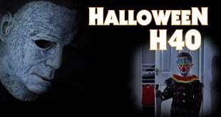 Halloween H40 The Shape Returns Fan Made Film Michael Myers fan film