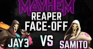 Jay3 ROLLS Samito on Reaper! | Overwatch Gameplay