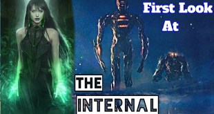 Juniors Plus: The Eternals First Look At Celestials In Concept Art [Explained In Hindi]