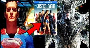 Justice League  No EXTENDED CUT? SYNDER CUT?!!! Steppenwolf Early Concept Art REVEALED?
