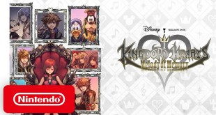 KINGDOM HEARTS Melody of Memory – Nintendo Direct Mini: Partner Showcase | August 2020