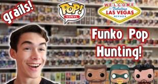 Las Vegas Funko Pop Hunting | So Many Rare Grail Funko Pops | Bought An Expensive Grail!