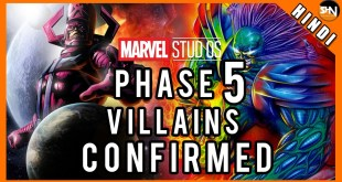 MCU Phase 5 Villains confirmed | Explained In Hindi