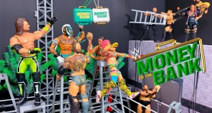 MONEY IN THE BANK WWE ACTION FIGURE LADDER MATCH! FINAL MOMENTS! 2020 MEN & WOMENS!