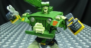 MP-47 Masterpiece HOUND: EmGo's Transformers Reviews N' Stuff