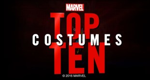 Marvel Top 10 Costumes