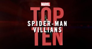 Marvel Top 10 Spider-Man Villains!