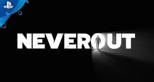 Neverout - Announcement Trailer | PS4, PS VR