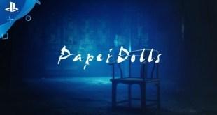 Paper Dolls - Launch Trailer|PS VR