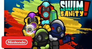 Swimsanity! - Launch Trailer - Nintendo Switch
