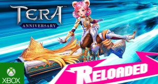 TERA: Reloaded live on Xbox!