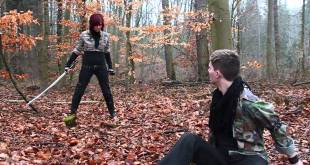 THE FIRST HUNGER GAMES - fanmade short film - TRAILER