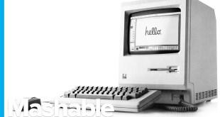 The OG Macintosh Computer Just Turned 35