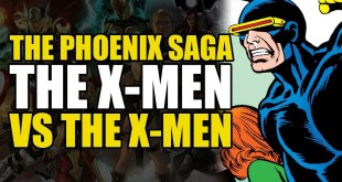 The X-Men vs The X-Men!? (The Phoenix Saga: Book One)