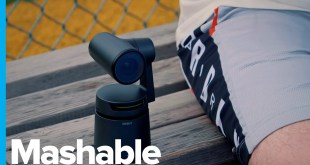 This AI-Enabled Camera is Perfect For Vloggers