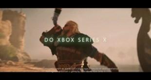 Trailer do Xbox Series X  -  otimizado para Xbox Series X