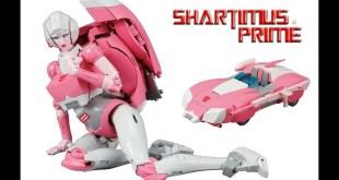 Transformers Masterpiece MP-51 Arcee Takara Tomy Preorder Promo