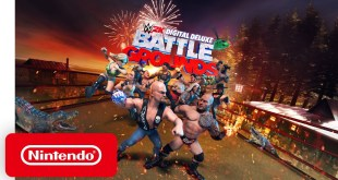 WWE Battlegrounds - Nintendo Direct Mini: Partner Showcase | July 2020