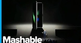 We Have Finally Witnessed the Samsung Galaxy Fold