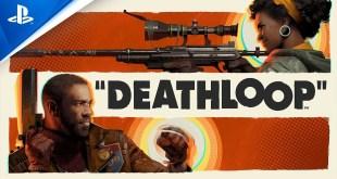 DEATHLOOP - Official Gameplay Reveal Trailer | PS5