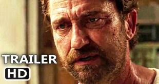 GREENLAND Official Trailer (2020) Gerard Butler, Morena Baccarin, Disaster Movie HD