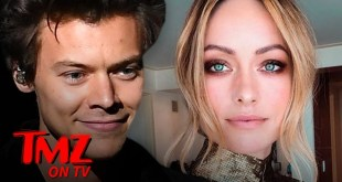 Harry Styles and Olivia Wilde Are Dating! | TMZ TV