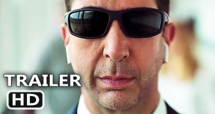INTELLIGENCE Trailer Teaser (2020) David Schwimmer Series HD