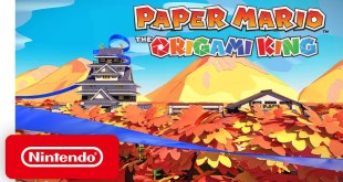 Learn all about the World of Paper Mario: The Origami King! - Nintendo Switch