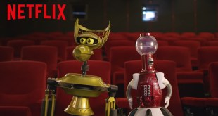 MST3K | Tom Servo & Crow Watch Netflix [HD] | Netflix