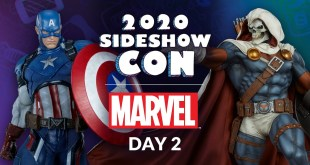 Marvel Podium - Day 2 | Sideshow Con 2020