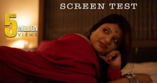 SCREEN TEST | Bengali Short Film | Sneha | Chandan | Mayukh Chatterjee | Purple Shorts