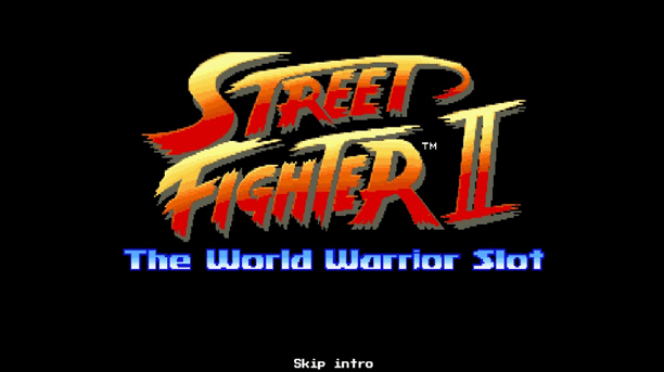 Street Fighter II The World Warrior is a online game now! What? Yes!