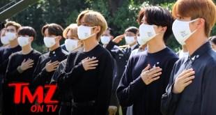 South Korea Passes BTS Friendly Law for Mandatory Military Service   TMZ TV