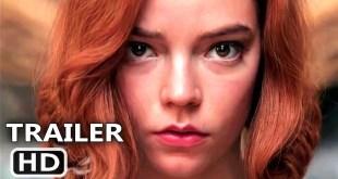 THE QUEEN'S GAMBIT Official Trailer Teaser (2020) Anya Taylor-Joy, Netflix Series HD