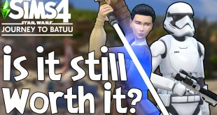 The Sims 4 Star Wars: Gameplay & Features Review