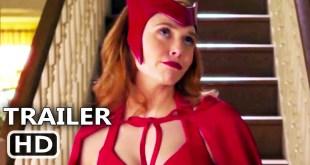 WANDAVISION Official Trailer (2020) Elizabeth Olsen, Paul Bettany, Marvel Superhero Series HD