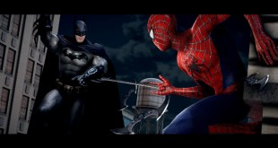 BATMAN VS SPIDERMAN Animated Short (DC and Marvel Comics Animation)