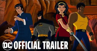 Batman: Soul of the Dragon | Official Trailer 2021