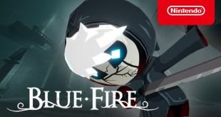 Blue Fire - Launch Trailer - Nintendo Switch