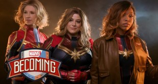 Captain Marvel | Marvel Becoming